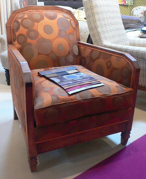 notre s lection de fauteuils annonces bruno moine tapissier d corateur. Black Bedroom Furniture Sets. Home Design Ideas