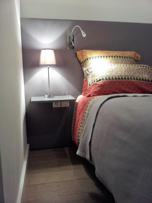 T te de lit cr ation fran aise espace classique bruno - Tete de lit creation ...
